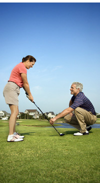 Comment choisir l enseignant de golf vous convient for Choisir moniteur